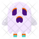 Ghost Halloween Costume Icon