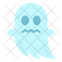 Ghost Fear Horror Icon