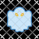 Boo Ghost Creepy Icon