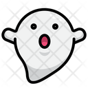 Ghost Cute Spooky Icon