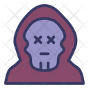 Halloween Scary Ghost Icon