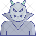 Devil Ghost Monster Icon