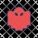 Ghost Boo Creepy Icon