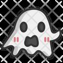 Ghost Horror Halloween Icon
