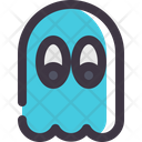 Ghost Pacman Toy Icon