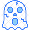 Ghost Evil Monster Icon