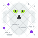Ghost Ghoul Halloween Icon