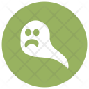 Ghost Boo Scary Icon