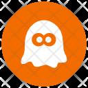Ghost Creepy Vampire Icon
