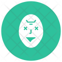 Ghost Mummy Spooky Icon