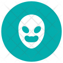 Ghost Skull Scary Icon
