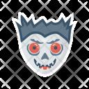 Ghost Devil Monster Icon