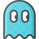 Ghost Pacman Game Icon
