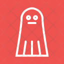 Ghost Evil Halloween Icon