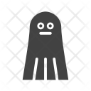Ghost Evil Halloween Icon