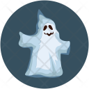 Ghost Woman Evil Icon