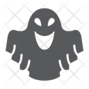 Ghost Fear Halloween Icon