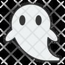 Spirit Halloween Ghost Icon