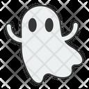 Spirit Ghost Halloween Icon