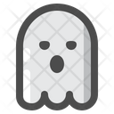 Halloween Monster Ghost Icon