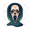 Face Horror Scary Icon