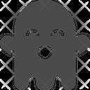 Spooky Happy Ghost Happy Spooky Icon
