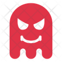 Ghost Angry Icon
