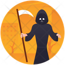 Ghost Costume Icon