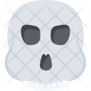 Ghost Ghoul Surprised Icon