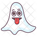 Ghost Emoji Ghost Expression Emotag Icon