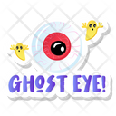 Ghost Eye Icon