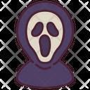Scream Ghost Terrer Icon