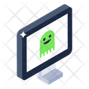 Video Game Online Game Ghost Game Icon
