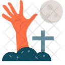 Ghost Hand Icon