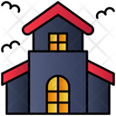 Ghost House Icon
