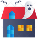 Ghost House Ghost Home Icon