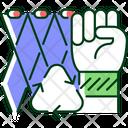 Ghost Net Bracelet Recycle Icon
