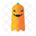 Ghost Pumpkin Icon