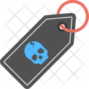 Ghost Tag Icon