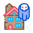 House Ghosts Amusement Icon
