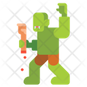 Ghoul Character Creature Icon