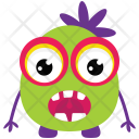 Ghoul Halloween Beast Icon