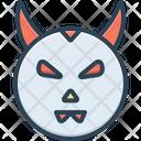 Giant Devil Monster Icon