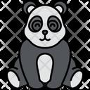 Giant Panda Panda Bear Icon
