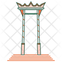 Giant swing brahmin Icon