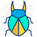 Giant Water Bug Icon
