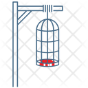 Gibbet Coffin Torture Icon