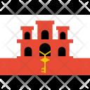 Gibraltar Flag World Icon