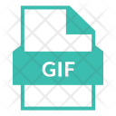 Gif File Animation Icon