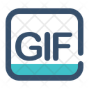Gif Image File Icon